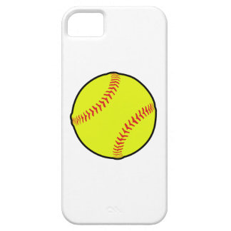 SMALL SOFTBALL iPhone 5 COVERS