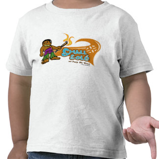 Small Sole Full-Color T Shirts