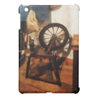 Small Spinning Wheel Case For The iPad Mini