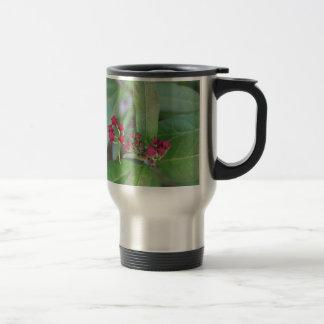 Small Spring Blooms Travel Mug