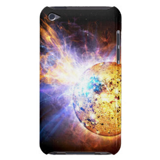 Small Star Large Flare iPod Touch Case-Mate Case