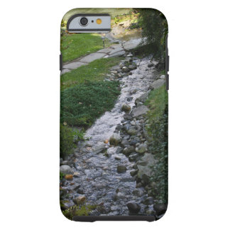 Small Stream and Walkway Tough iPhone 6 Case