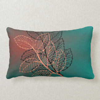 Small Support Pillows Autumn Leaves Design!
