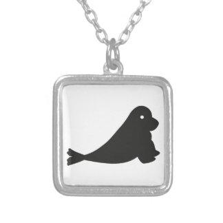 Small sweet seal pendant