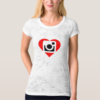 Small t-shirt Instagram Lover