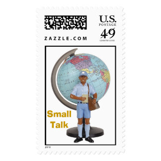 Small Talk Collection Postage Stamps
