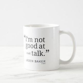 Small Talk Mug