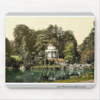 Small temple and aqueduct, Cassel (i.e., Kassel), Mouse Pads