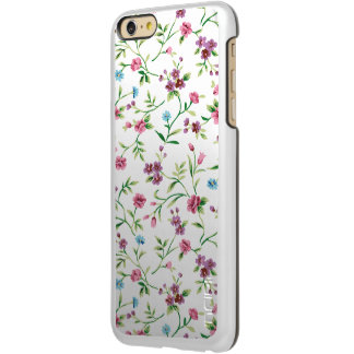 Small Things Flowers Shine iPhone 6 Plus Case Incipio Feather® Shine iPhone 6 Plus Case