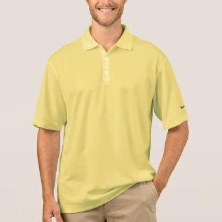 Small Tortoiseshell Nike Dri-FIT Pique Polo Shirt