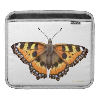 Small Tortoiseshell Vanessa Butterfly Rickshaw Sle Sleeve For iPads