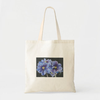 Small Tote with floral design Budget Tote Bag