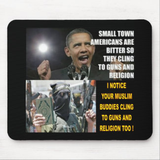 SMALL TOWN AMERICA MOUSE PAD