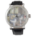 Small Town Barber Shop Wrist Watches