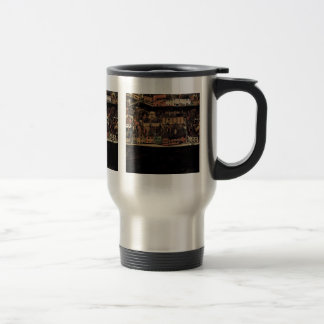 Small Town,  By Schiele, Egon Mugs