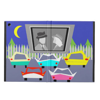 Small Town Drive-In Movie iPad Air Case