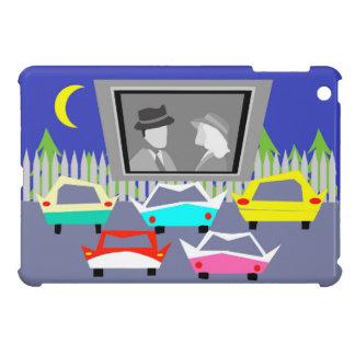 Small Town Drive-In Movie iPad Mini Case