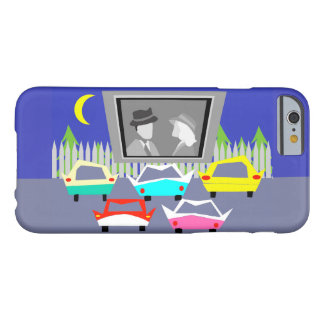 Small Town Drive-In Movie iPhone 6 Case