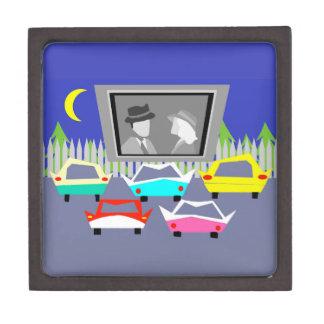 Small Town Drive-In Movie Premium Gift Box