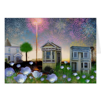 Small town fireworks  ~  TBA Awarded! Cards