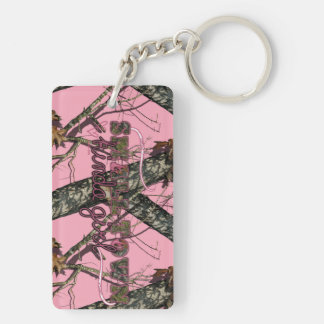 Small Town Kinda Girl Keychain