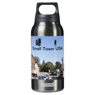 Small Town USA Insulated Water Bottle