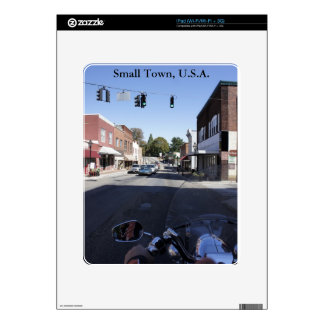 Small Town USA iPad Decals