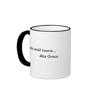Small Towns Ringer Coffee Mug