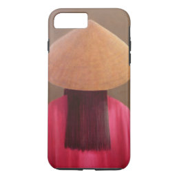 Small Vietnam back view iPhone 8 Plus/7 Plus Case