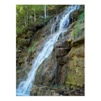 Small Waterfall Postcard