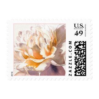 Small Wedding Postage Custom Stamp Horizontal