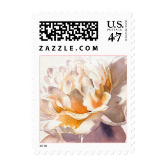 Small Wedding Postage Custom Stamp Vertical