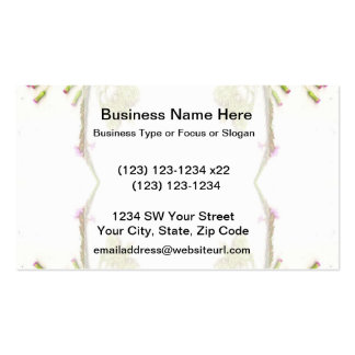 Small weeds 4 up business card