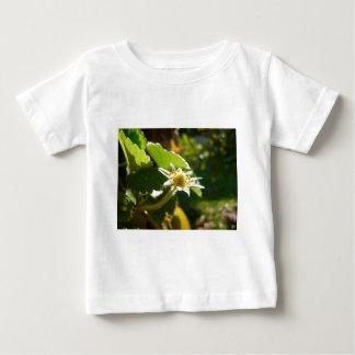 Small White Flower Baby T-Shirt