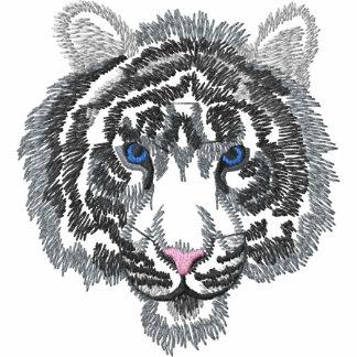 Small White Tiger Head