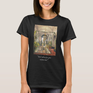 Small Winter Garden Empress Alexandra Fyodorovna T-Shirt