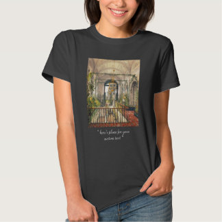 Small Winter Garden Empress Alexandra Fyodorovna Tee Shirt