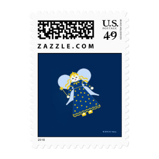 Small Wish-Upon-A-Star Fairy Postage