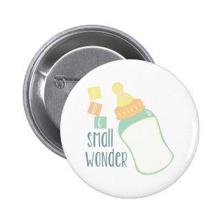 Small Wonder 2 Inch Round Button