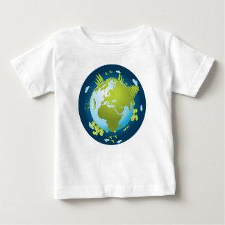 Small World Baby T-Shirt