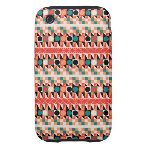 Small World Nation Tough iPhone 3 Case