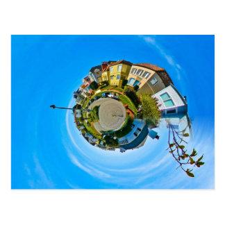 Small World Postcard