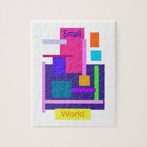 Small World Jigsaw Puzzle