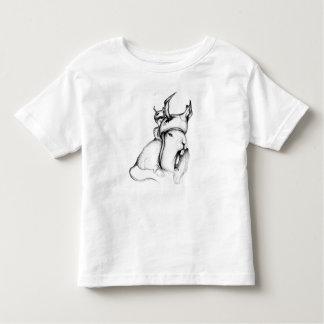 'Small World' Rodent Warrior Toddler T-Shirt