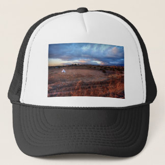 Small World Trucker Hat