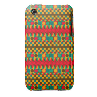 Small World Vibrant iPhone 3 Cases