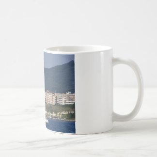Small Yacht Coffee Mug