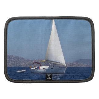 Small Yacht Under Genoa Organizers