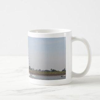 Small Yachts Coffee Mug