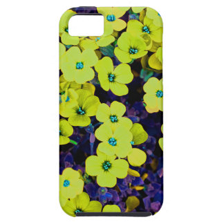 Small Yellow Flowers iPhone SE/5/5s Case